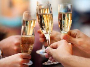boire-du-champagne